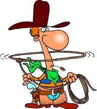 Cowboycartoon