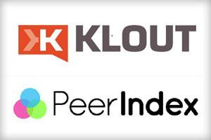 Klout-peerindex