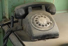 dusty phone
